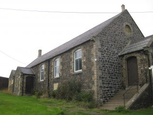 Craster Primitive Methodist Chapel | Elaine and Richard Pearce 2013