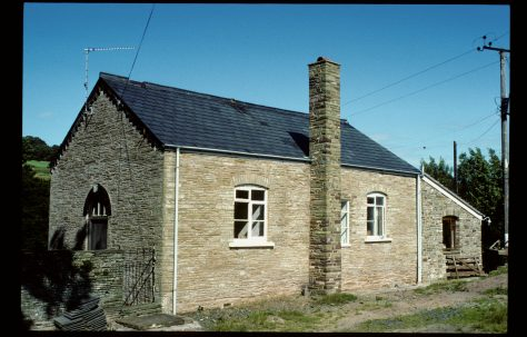Craswall Primitive Methodist Chapel(s), Herefordshire
