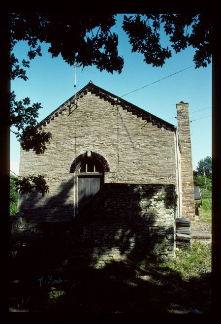 Chapel pictured in 1992 | David Hill