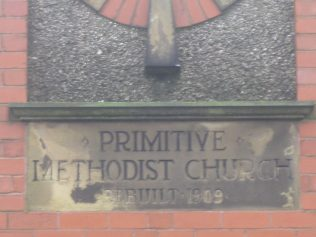 Crawford (Village) Primitive Methodist Church