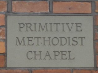 Crewe (Herbert Street, Sydney) Primitive Methodist Chapel