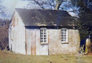 Crookmullen PM Chapel after closure and before conversion to holiday home | R Beck (by permission of owner 2013)