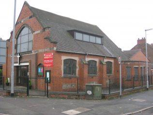 Cross Heath PM Chapel Newcastle-under-Lyme Staffordshire