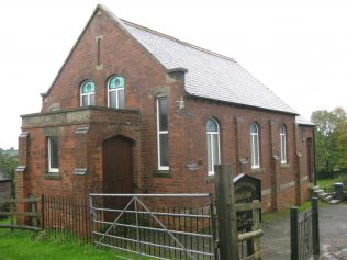 Cross o' th' Hands Primitive Methodist Chapel Derbyshire