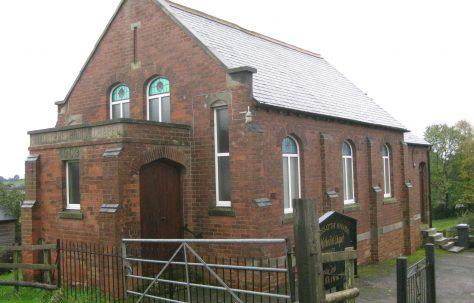 Cross o' th' Hands Primitive Methodist Chapel Derbyshire