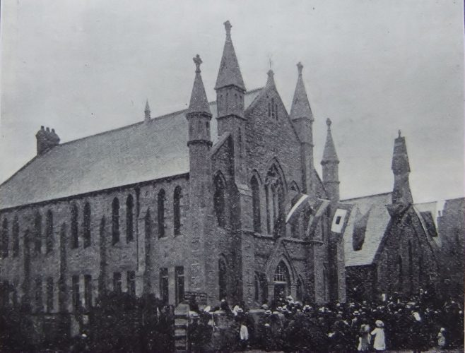 John Street PM Chapel Cullercoats | Newcastle District Archives