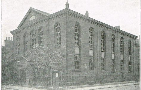 Leicester Curzon Street Primitive Methodist Church