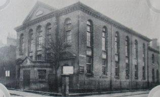 Leicester; Curzon Street Primitive Methodist Church | Handbook of the Primitive Methodist Conference 1927; Englesea Brook Museum