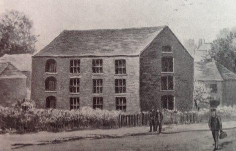 Nottingham Canaan Primitive Methodist Church