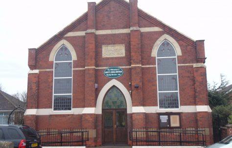 Haxey Memorial Primitive Methodist Chapel, Lincolnshire