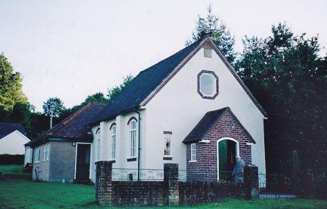 Bailey Lane End Primitive Methodist Chapel