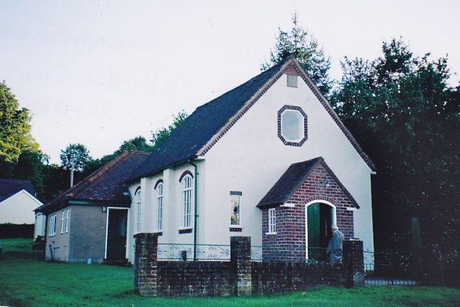 Bailey Lane End Primitive Methodist Chapel | George Larkinson