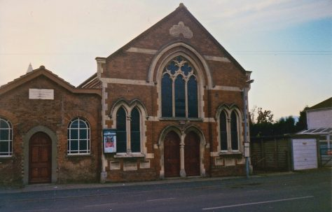 Emneth Primitive Methodist Church