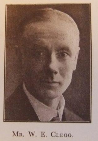 Clegg, William Ernest (1871-1951) | Wycherley, p400