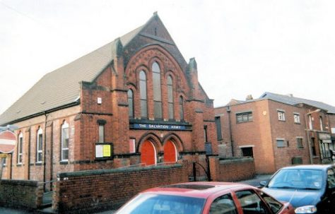 Leigh; Cook Street Primitive Methodist Chapel, Lancashire