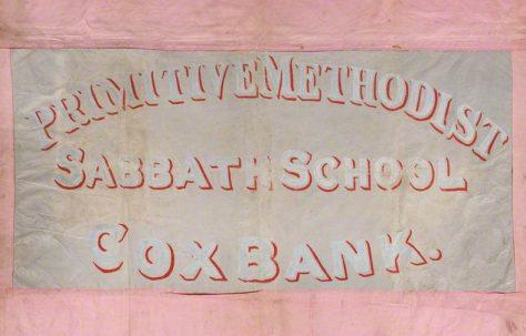 Cox Bank PM Chapel, Audlem, Cheshire