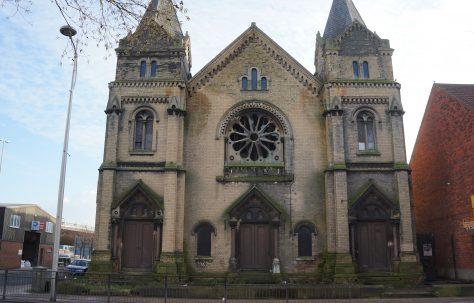 Hull Hessle Road PM Chapel
