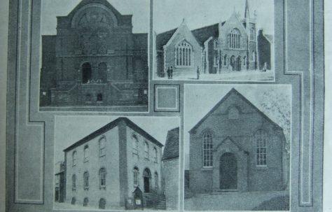 Cambridge St Peters Street Primitive Methodist chapel