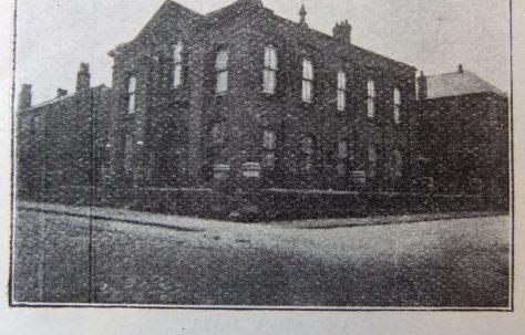 Chorley Primitive Methodist chapels