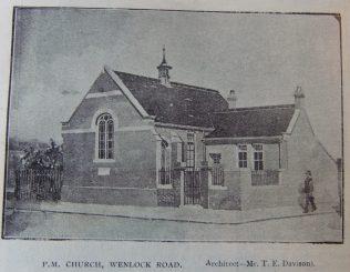 South Shields Wenlock Road Primitive Methodist chapel | Christian Messenger 1905/176