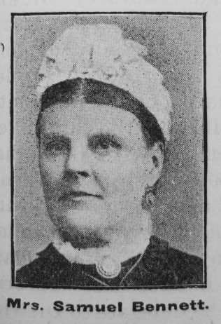Bennett, Leah (nee Rushton) (1833-1902)