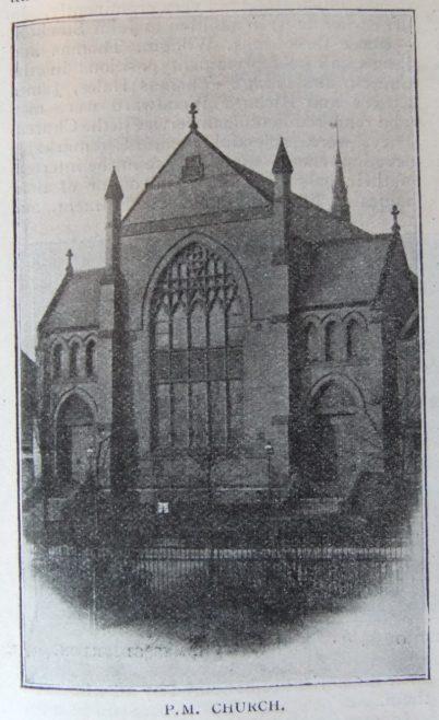 Ellesmere Port Primitive Methodist chapel | Christian Messenger 1905/23