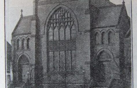 Ellesmere Port Primitive Methodist chapel