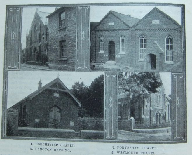 chapels of the Weymouth circuit | Christian Messenger 1913/247