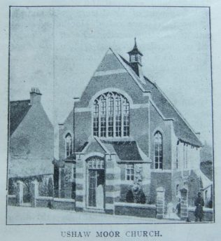 Ushaw Moor Primitive Methodist chapel | Christian Messenger 114/119