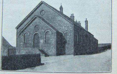 Brandon Primitive Methodist chapel
