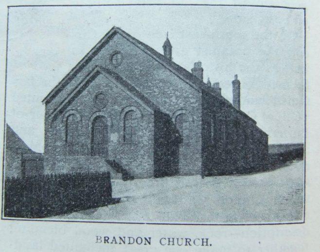 Brandon Primitive Methodist chapel | Christian Messenger 114/119