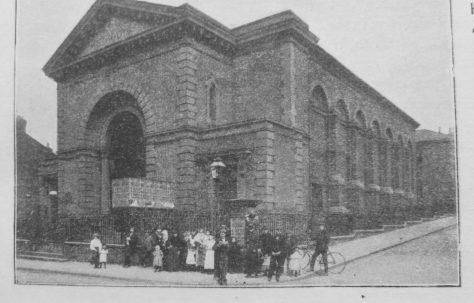 Birmingham Church of the Saviour Primitive Methodist mission