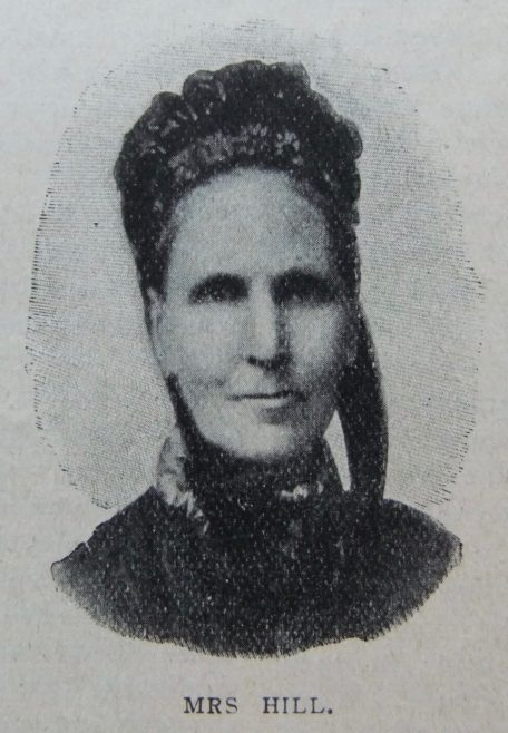 Mary Ann Hill of Great Yarmouth