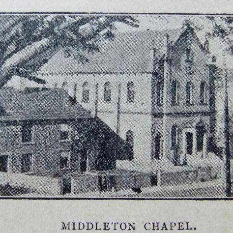 MIddleton Primitive Methodist chapel | Christian Messenger 1916/153