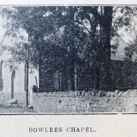 Bowlees Primitive Methodist chapel | Christian Messenger 1916/153