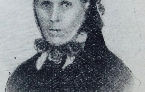 Buddery, Louisa (nee Watts) 1822-1899