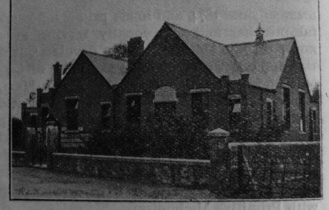 Dinnington Primitive Methodist chapel