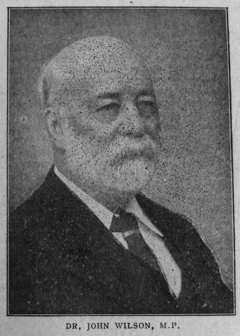 John Wilson M.P., D.C.L.