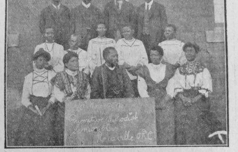 Rev. William Nathaniel Somngesi