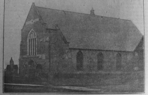 Newton Primitive Methodist chapel