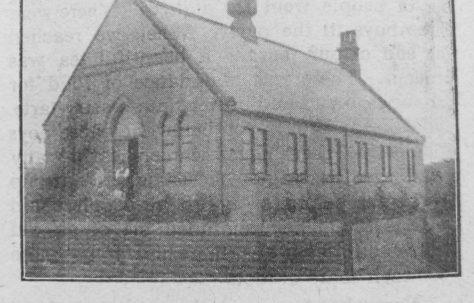Middlestown Primitive Methodist chapel
