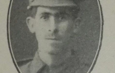 Archibald (Archie) Hewitt