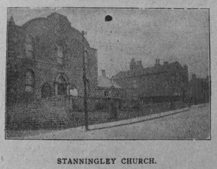 Pudsey and Stanningley Circuit, Yorkshire