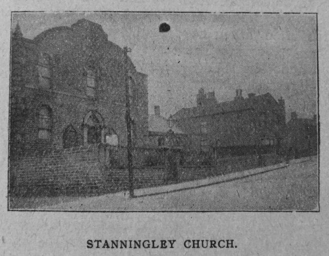 Stanningley Primitive Methodist chapel | Christian Messenger1918/362