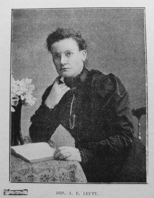 Leuty, Annie (nee Arch) (1851-1904)