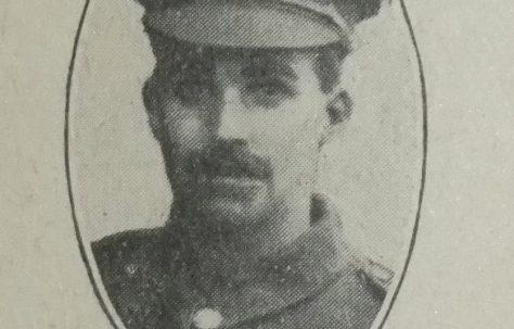 Albert Edward Chambers