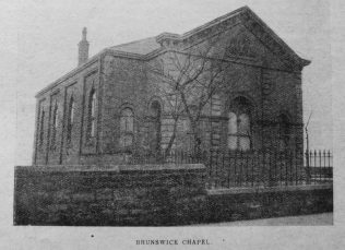 Brunswick Primitive Methodist chapel | Christian Messenger 1919/295