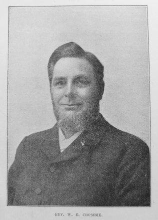 Crombie, William Edward (1848-1904)
