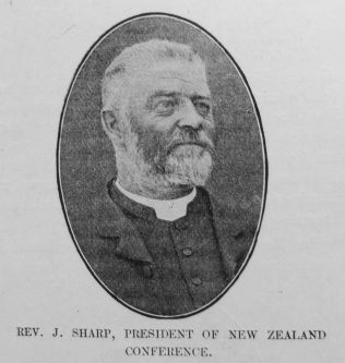 New Zealand Conference