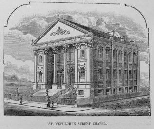 Scarborough St Sepulchre Street Primitive Methodist chapel | Primitive Methodist Magazine 1905/517